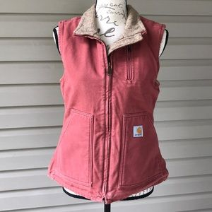 Carhartt Women's  Fleece Lined Vest